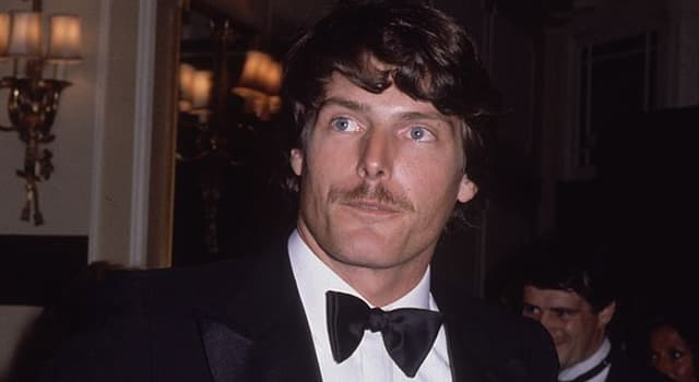 History Trivia Question: Where did Christopher Reeve fall from a horse and was paralyzed?