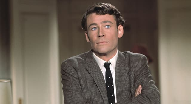 History Trivia Question: Where did Peter O'Toole study acting?