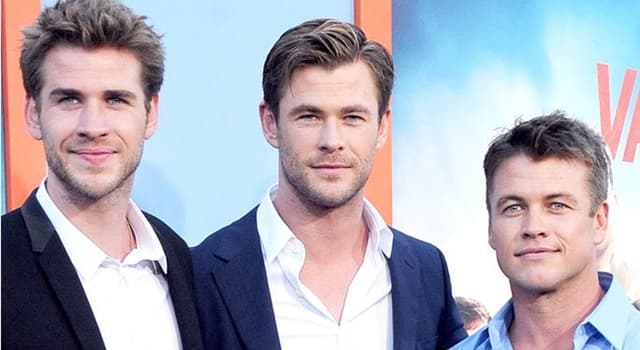 Movies & TV Trivia Question: Where in Australia were the brothers and fellow actors Luke, Chris and Liam Hemsworth born?