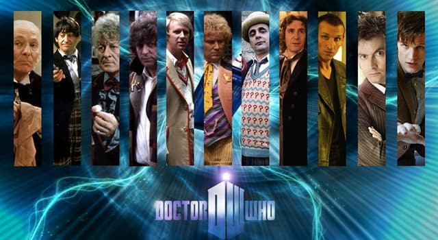 Movies & TV Trivia Question: Which actor played Dr. Who for the longest time?
