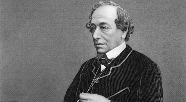 History Trivia Question: Which party did Benjamin Disraeli join?