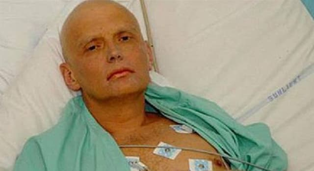 Science Trivia Question: Which radioactive isotope was used to kill Alexander Litvinenko in 2006?