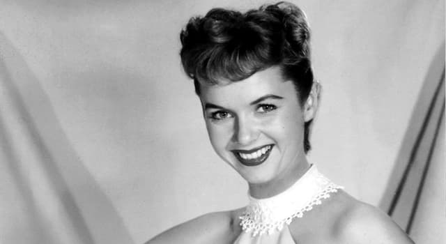 Movies & TV Trivia Question: What was Debbie Reynolds first film?