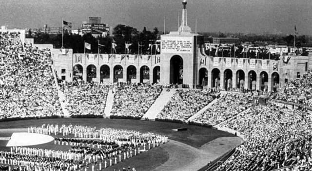 Sport Trivia Question: Who of the following was not allowed to participate in the Los Angeles Olympics of 1932?