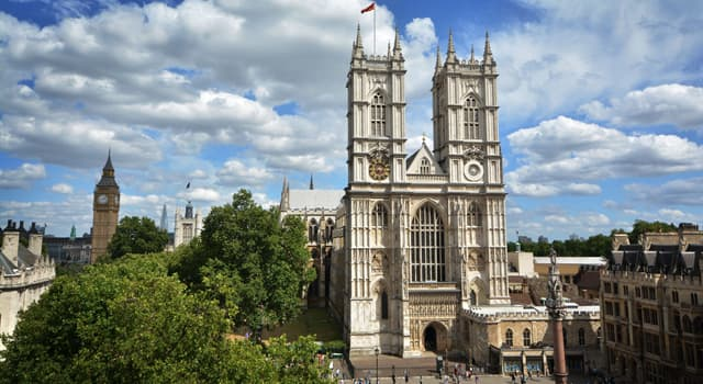 History Trivia Question: Who redesigned Westminster Abbey into its Anglo-French Gothic style in 1245?