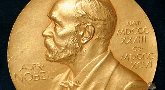 History Trivia Question: Who was awarded the Nobel Peace Prize after dying in a plane crash?