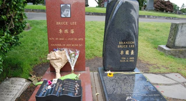 History Trivia Question: Who was not a pallbearer at Bruce Lee's funeral?