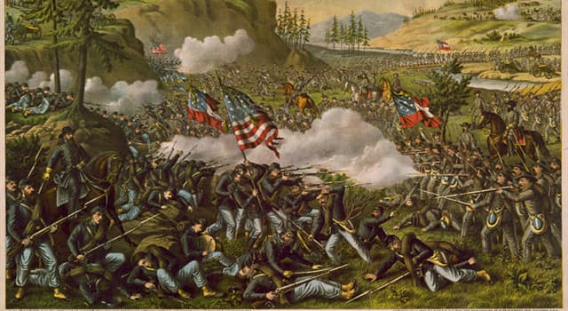 History Trivia Question: Who was the Confederate commander at the Battle of Chickamauga?
