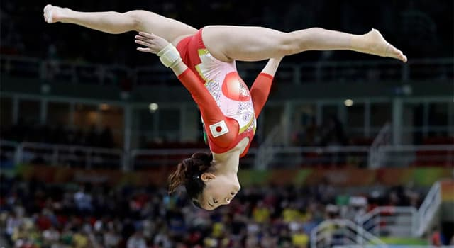 Sport Trivia Question: Who was the first gymnast to be awarded a perfect score of 10.0 at the Olympic Games?
