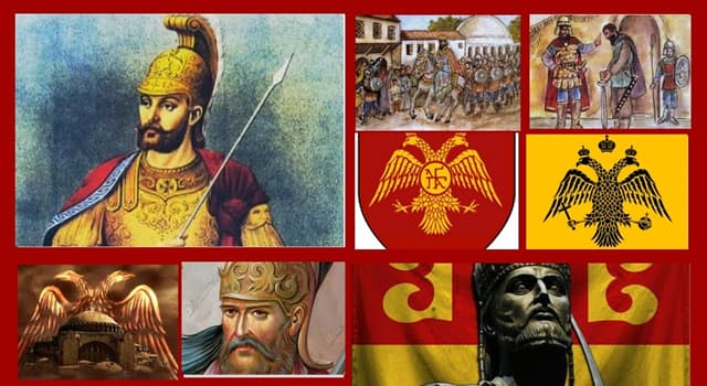 History Trivia Question: Who was the last reigning Byzantine Emperor?