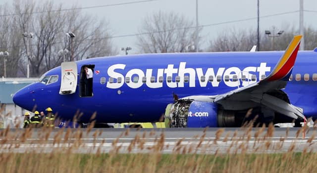 History Trivia Question: Who was the pilot of the Southwest Airlines flight 1380 that exploded mid-air on April 17, 2018?
