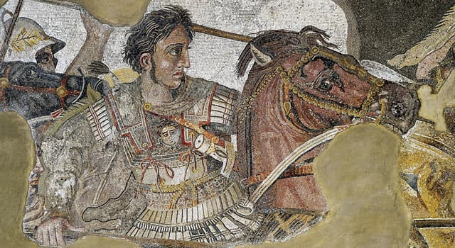 History Trivia Question: Who were the parents of Alexander the Great?