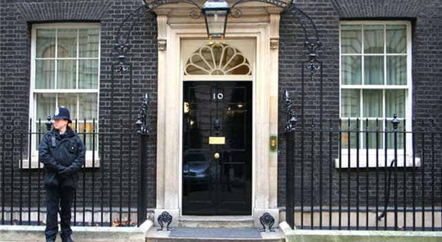Culture Trivia Question: Whose official residence is 10 Downing Street?