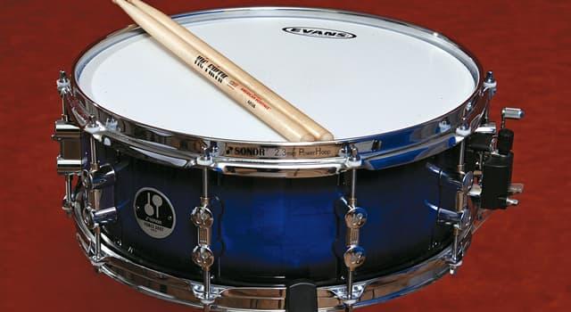 Cultura Trivia: ¿Cómo se llama el más grande de los tambores empleados por las orquestas sinfónicas?