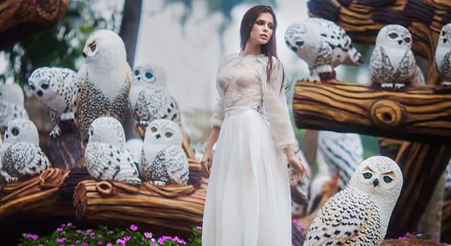Cultura Pregunta Trivia: ¿Cómo se llama la autora de esta fotografía, quien se especializa en arte de fantasía?