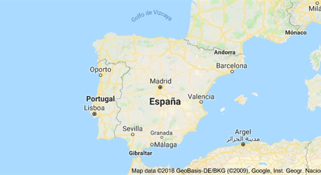 Geografía Pregunta Trivia: ¿Cuál de las siguientes comunidades autónomas de España no posee frontera con Francia?