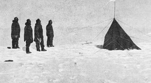 Historia Trivia: ¿Quién fue el explorador que, en 1934, permaneció solo todo el invierno en una base de la Antártida?