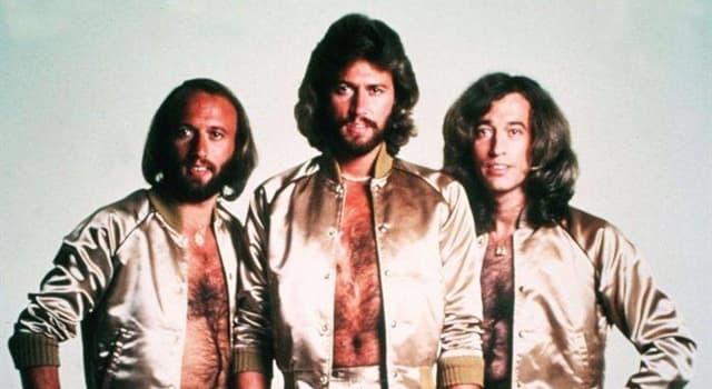 Películas y TV Pregunta Trivia: ¿Cuál es el único sobreviviente del grupo musical Bee Gees?