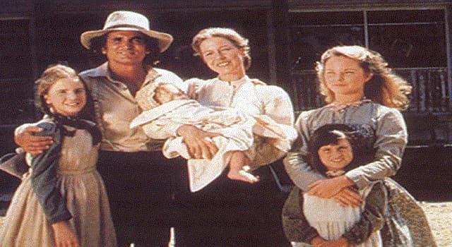 Películas y TV Pregunta Trivia: ¿Cuál es el nombre de esta serie de televisión?