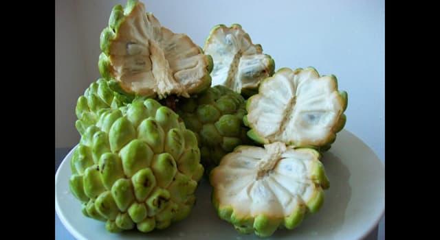 Naturaleza Pregunta Trivia: ¿Cuál es el nombre de la fruta de la imagen?