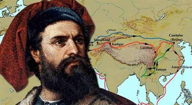 Historia Trivia: ¿Dónde nació el mercader y viajero Marco Polo?