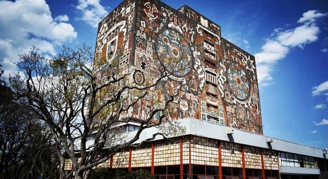 Cultura Pregunta Trivia: ¿Dónde se encuentra ubicado el edificio que se muestra en la imagen?