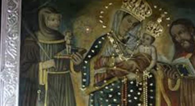 Cultura Pregunta Trivia: ¿En cuál de los siguientes países se venera a la Virgen de Chiquinquirá?