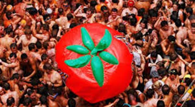 Sociedad Pregunta Trivia: ¿En qué provincia española se lleva a cabo La Tomatina?