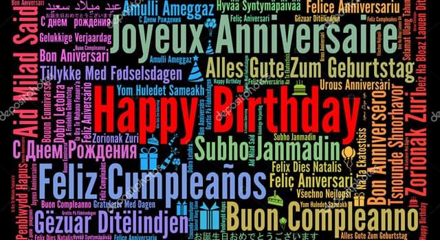 """Sociedad Pregunta Trivia: ¿En qué lengua la expresión """"til hamingju med afmaelisdaginn!"""" significa """"¡feliz cumpleaños!""""?"""
