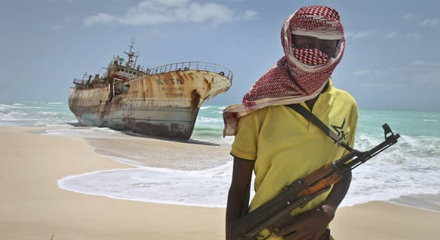 Sociedad Trivia: ¿En qué país existe la piratería?