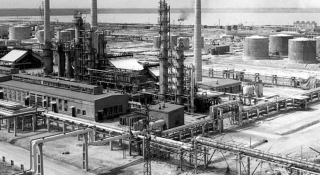 Historia Trivia: ¿En qué país se inició la Revolución Industrial?
