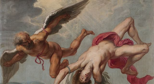 History Trivia Question: In Greek mythology, who was the father of Icarus?