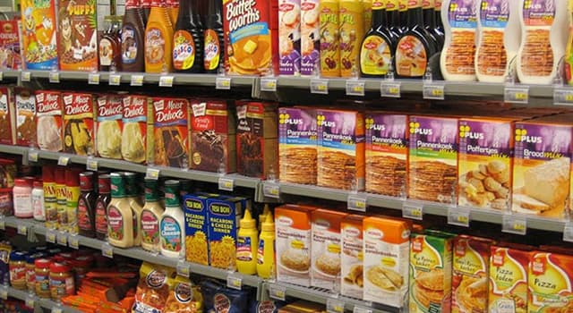 """Society Trivia Question: In the UK what does """"MSC"""" stand for in food labelling?"""