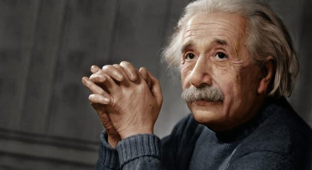 Сiencia Trivia: ¿Por qué trabajo le fue otorgado a Albert Einstein el premio Nobel de Física en 1921?