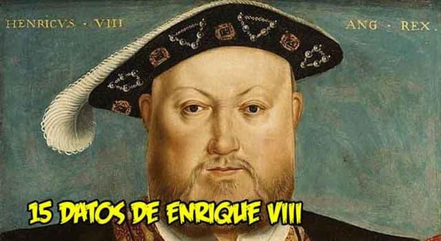 Historia Pregunta Trivia: ¿Qué enfermedad se supone padeció Enrique VIII?