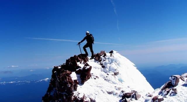 """Сiencia Pregunta Trivia: ¿Qué es el """"Mal de Montaña""""?"""