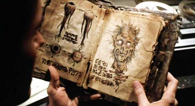 Cultura Pregunta Trivia: ¿Qué es el Necronomicón?