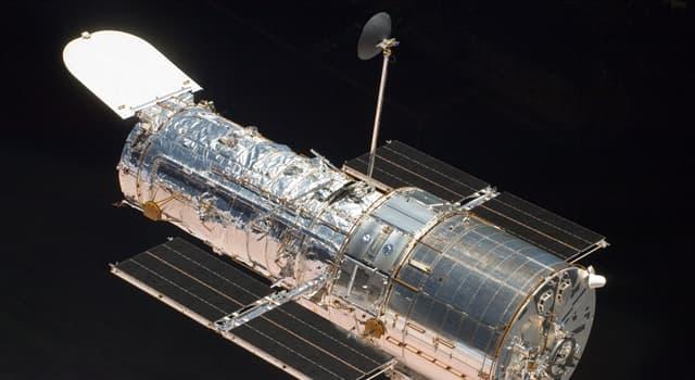 Сiencia Pregunta Trivia: ¿Qué inconveniente detectó la NASA en el telescopio espacial Hubble, cuando fue puesto en órbita?