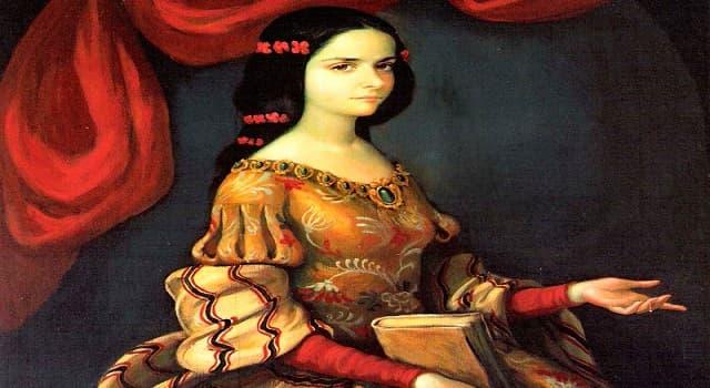 """Cultura Pregunta Trivia: ¿Qué poetisa es conocida como """"La Décima Musa""""?"""