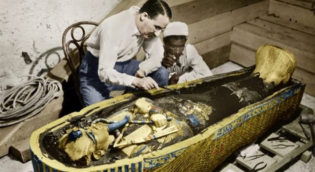 Cultura Trivia: ¿Quién descubrió la tumba del faraón egipcio Tutankamón?