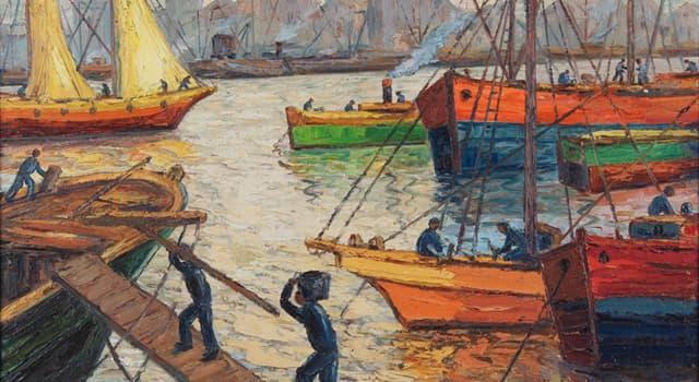 Cultura Pregunta Trivia: ¿Quién pintó el cuadro que aparece en la imagen?