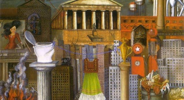 Cultura Trivia: ¿Quién pintó la obra que se muestra en la imagen?