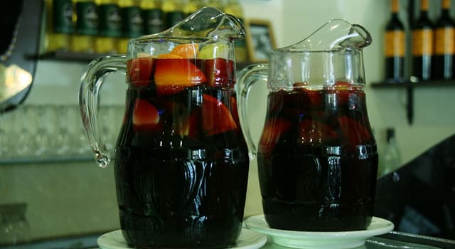 Culture Trivia Question: What do you get when you add fresh fruit to red wine?