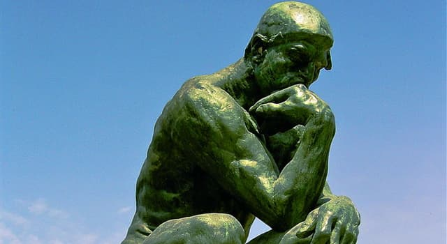 History Trivia Question: What trade was Greek philosopher Socrates trained for?