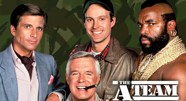Movies & TV Trivia Question: Which member of the TV series 'The A Team' was a skilled mechanic?