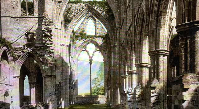 """Culture Trivia Question: Who wrote the poem commonly titled """"Tintern Abbey""""?"""