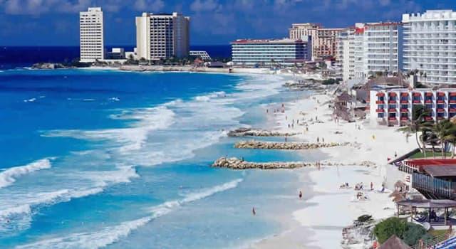 Cultura Pregunta Trivia: ¿A qué lengua pertenece la palabra Cancún?