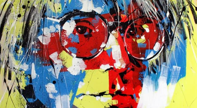 Andy Warhol Designed Album Logos For