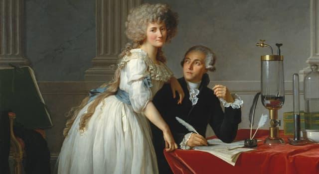 Cultura Pregunta Trivia: ¿Cómo murió Lavoisier?