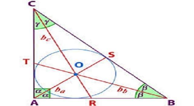 Сiencia Pregunta Trivia: ¿Cómo se llama la semirrecta que parte del vértice de un ángulo y lo divide en dos partes iguales?